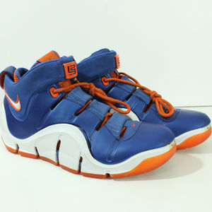 56838b184726 Nike Shoes - Nike Zoom Lebron IV 4 Birthday Knicks 314647-511